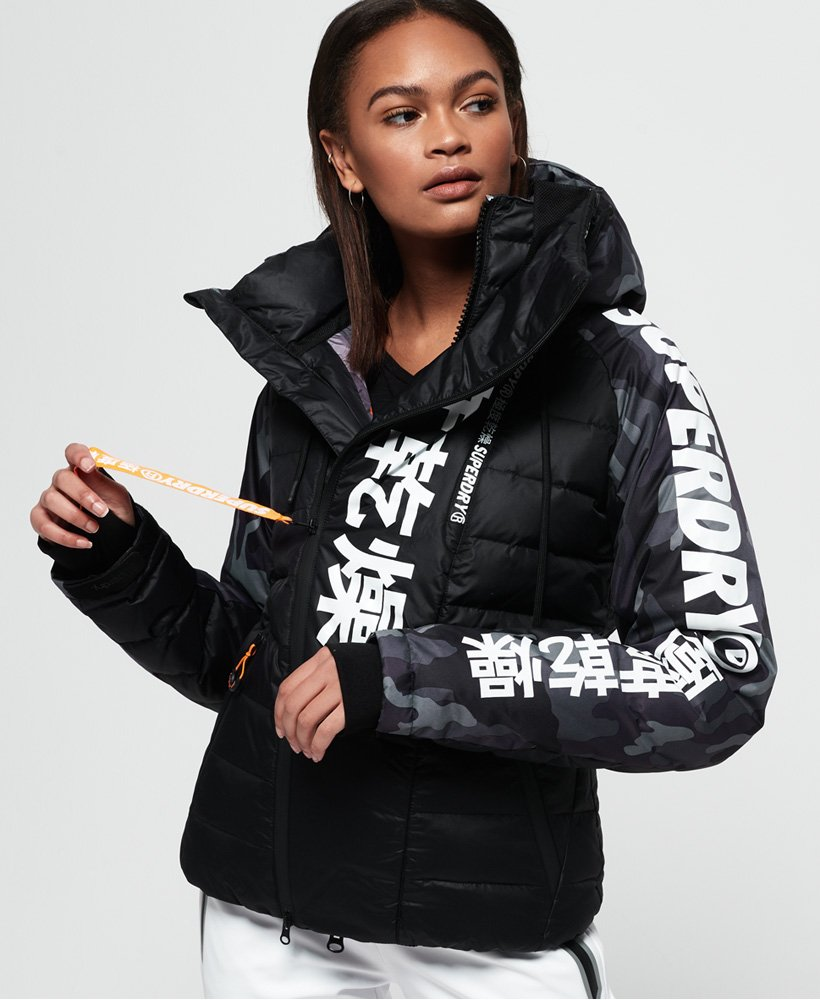 Superdry Japan Edition Snow Down Jacket thumbnail 1