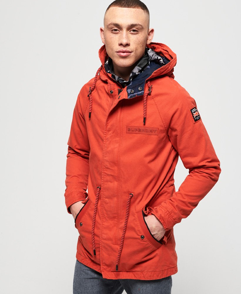 Superdry Parka Aviator Rookie  thumbnail 1