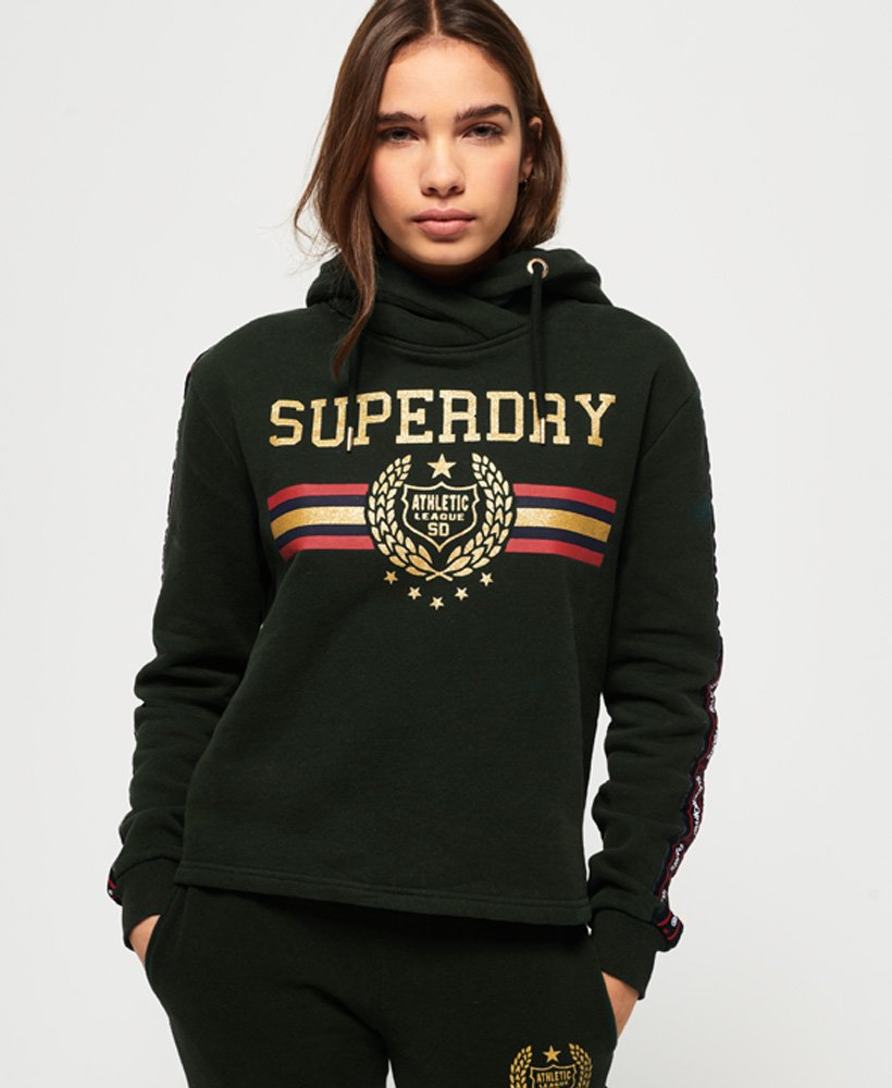 Superdry Sweat à capuche à bande Gia