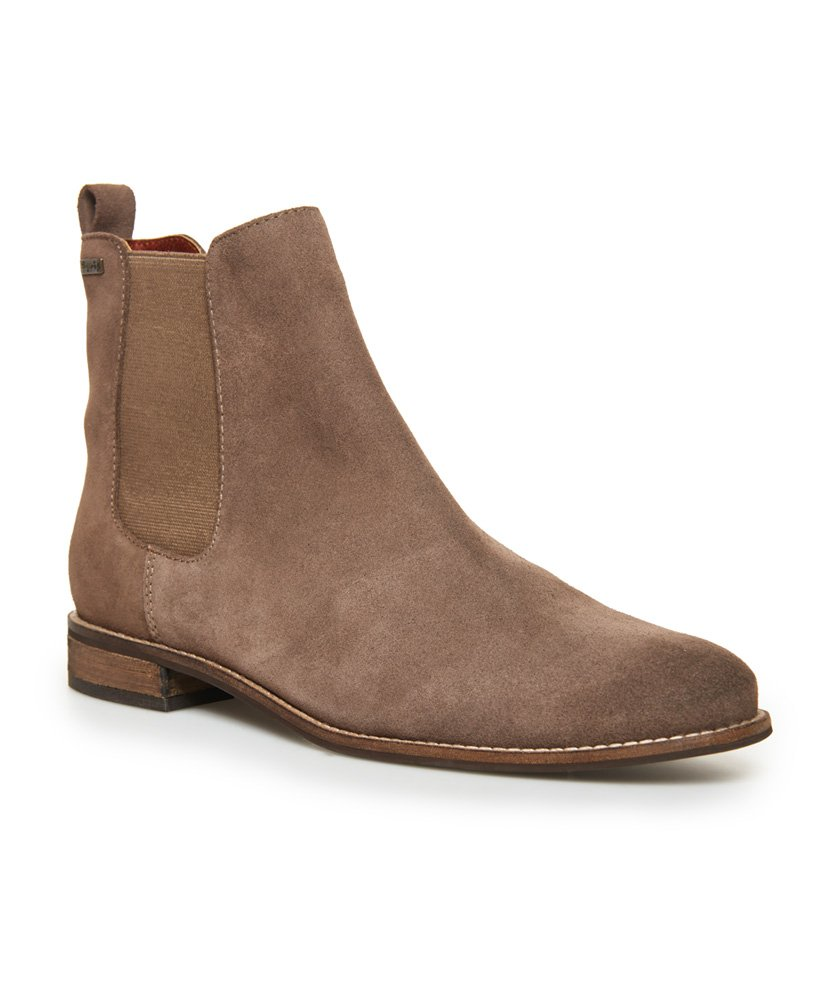 Superdry Millie-Lou Suede Chelsea Boots thumbnail 1