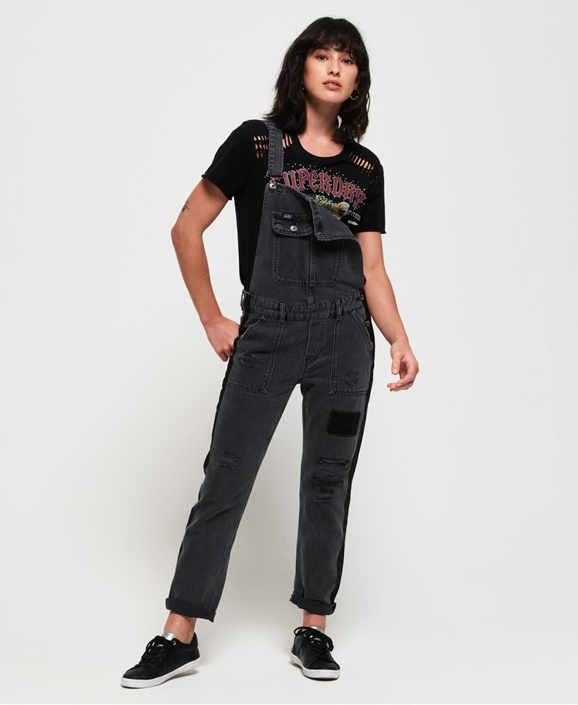 Superdry Utility Dungarees thumbnail 1