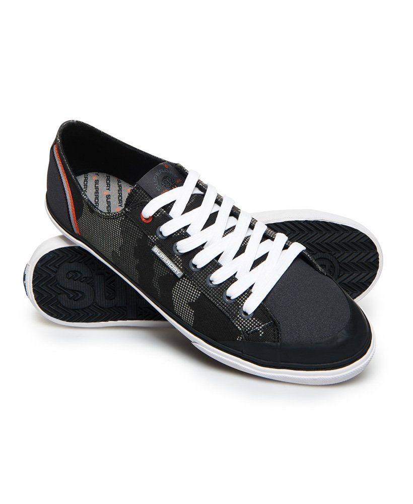 Superdry Baskets Low Pro Retro thumbnail 1