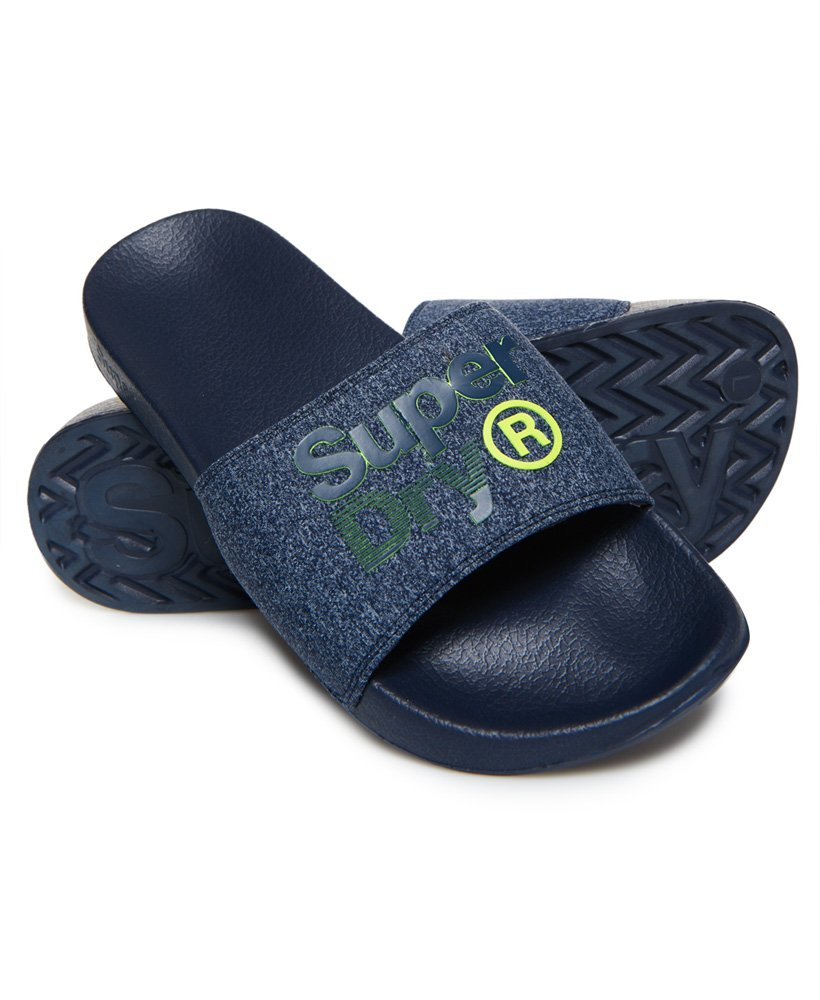 Superdry Lineman Pool Sliders thumbnail 1