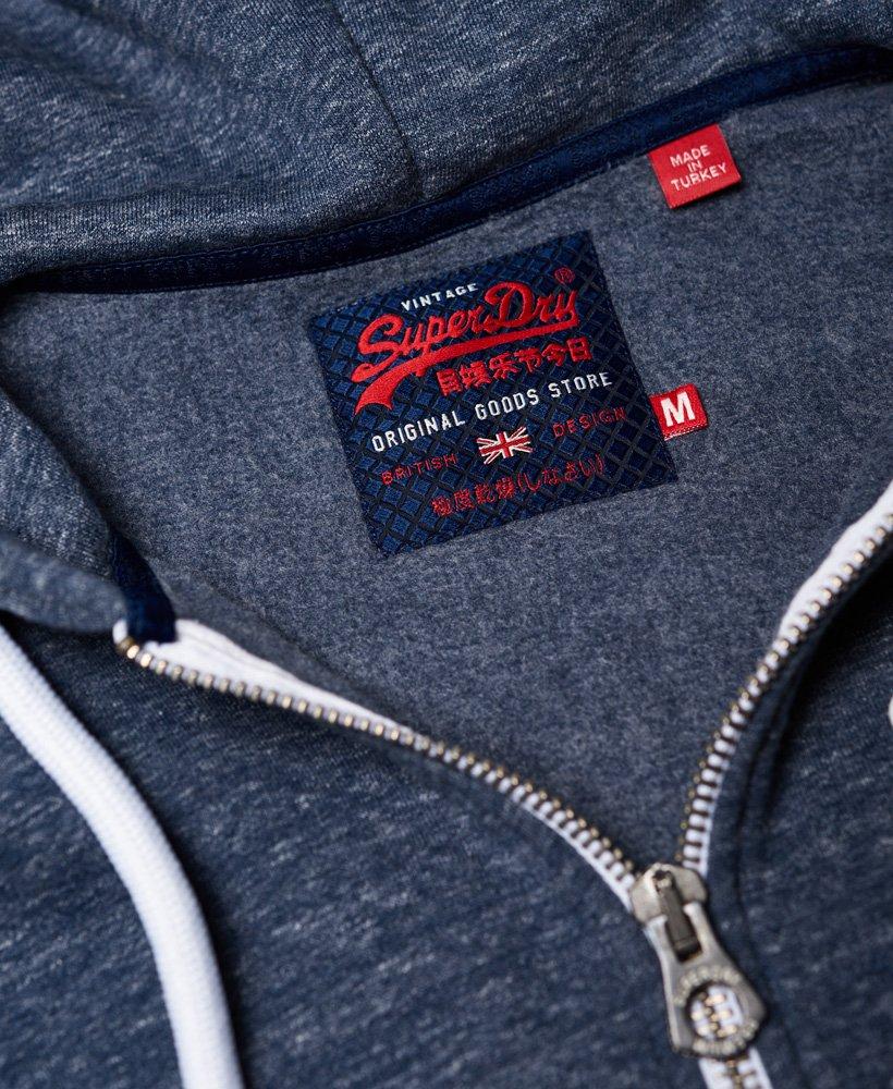 Superdry Premium Goods Duo Zip Hoodie