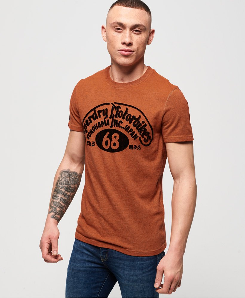 Superdry Heritage Classic T-Shirt  thumbnail 1