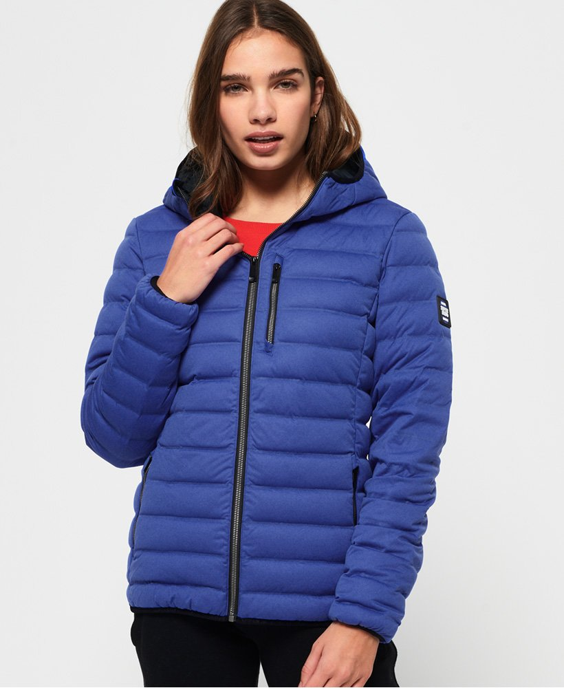 Superdry Doudoune stretch Contak thumbnail 1