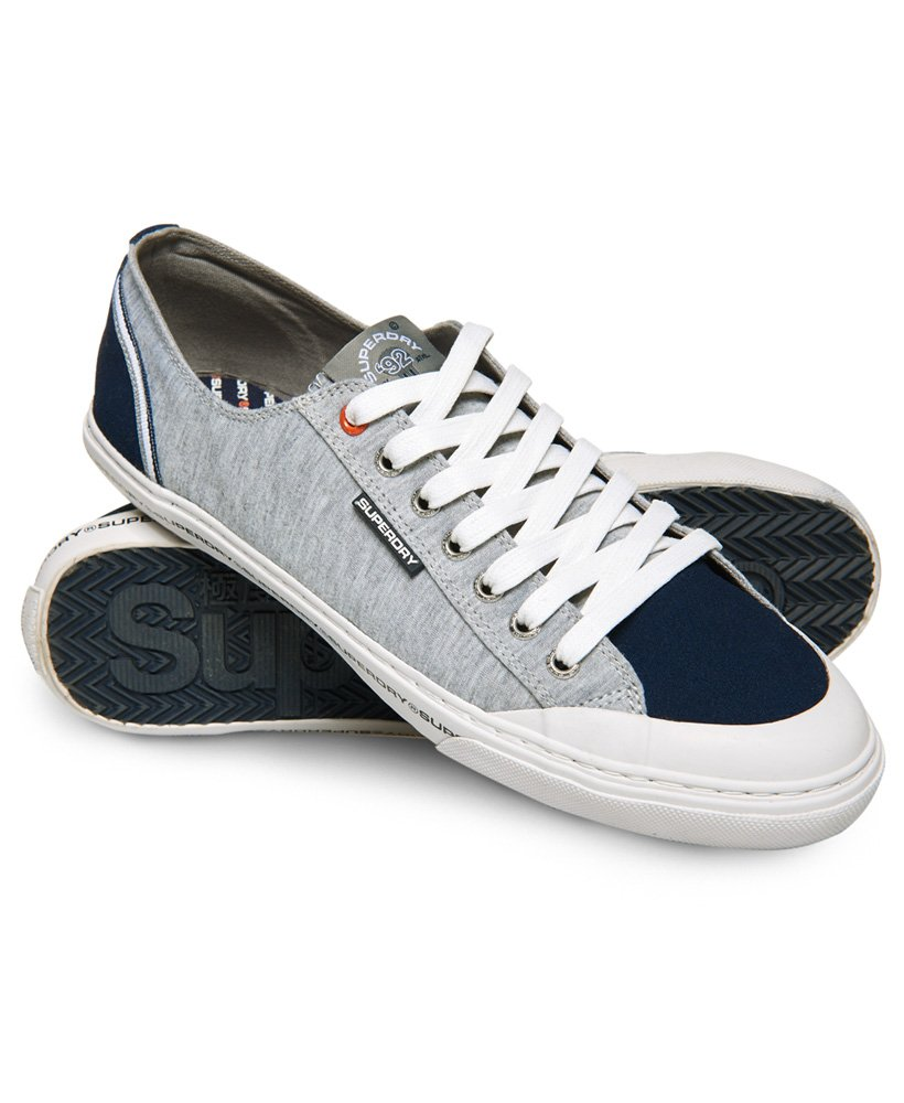 Superdry Baskets Low Pro Retro