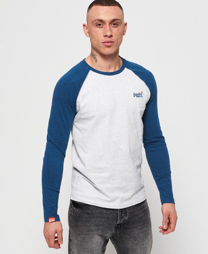 Superdry T-shirt a maniche lunghe Baseball thumbnail 1