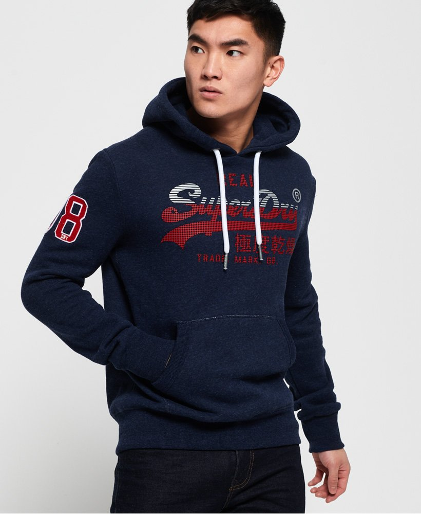 Superdry Vintage Logo CNY hoodie thumbnail 1