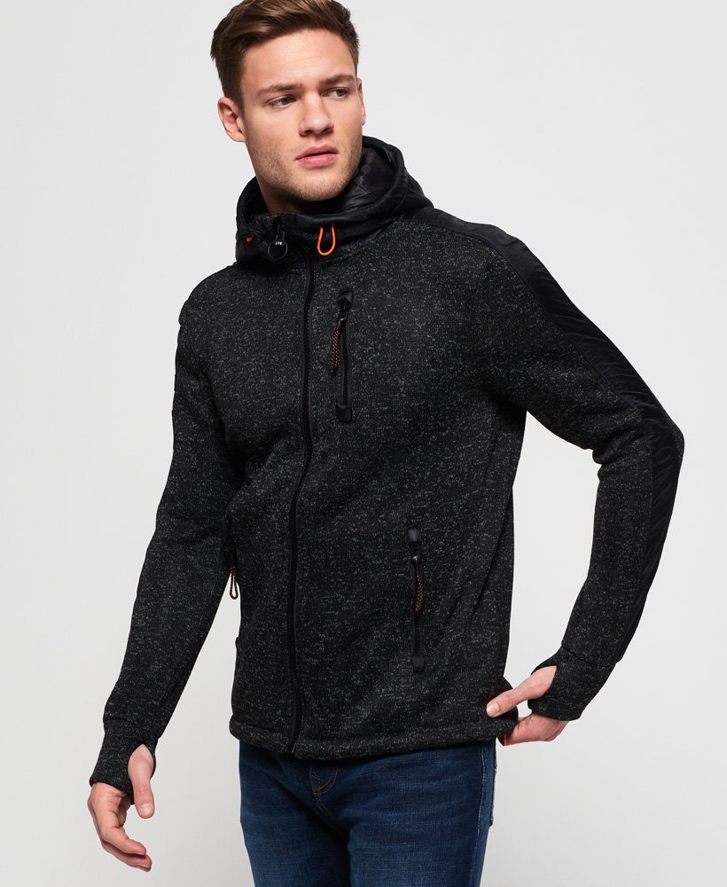 Superdry Storm International Zip Hoodie