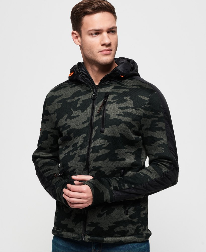 Superdry Storm International Kapuzenjacke