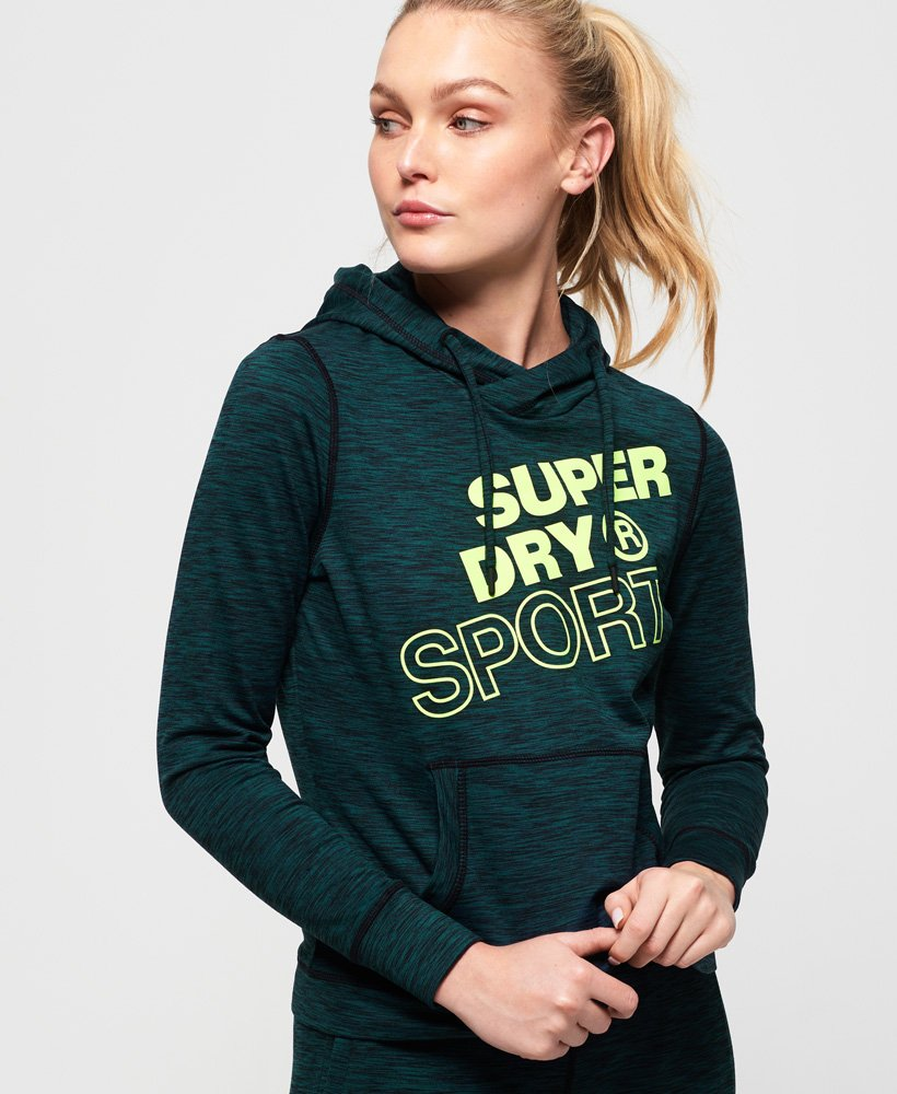 Superdry Core Graphic Hoodie thumbnail 1