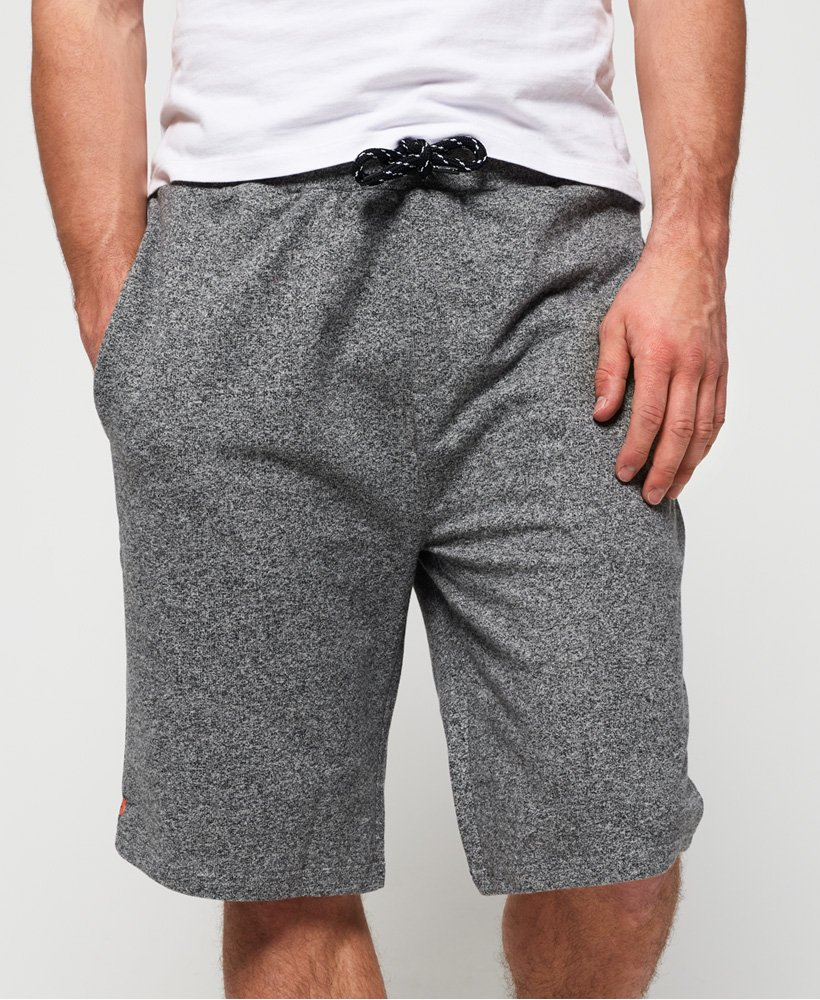 Superdry SD Laundry Organic Cotton Sweat Shorts  thumbnail 1