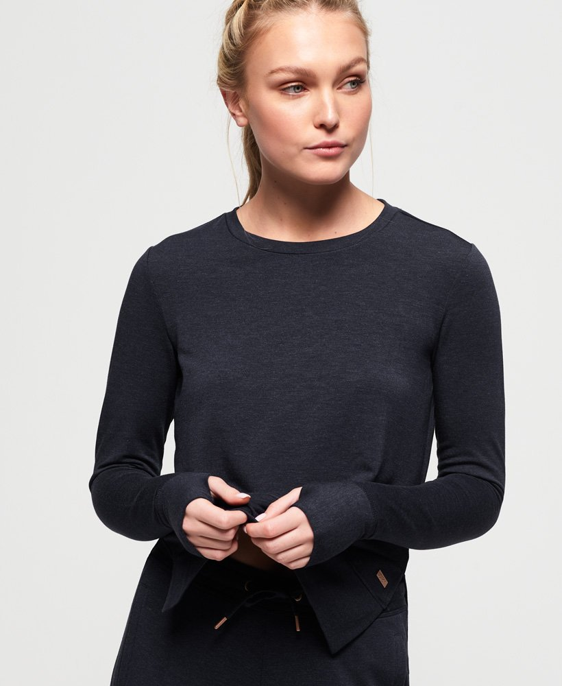 Superdry Top ras du cou Active Studio Luxe