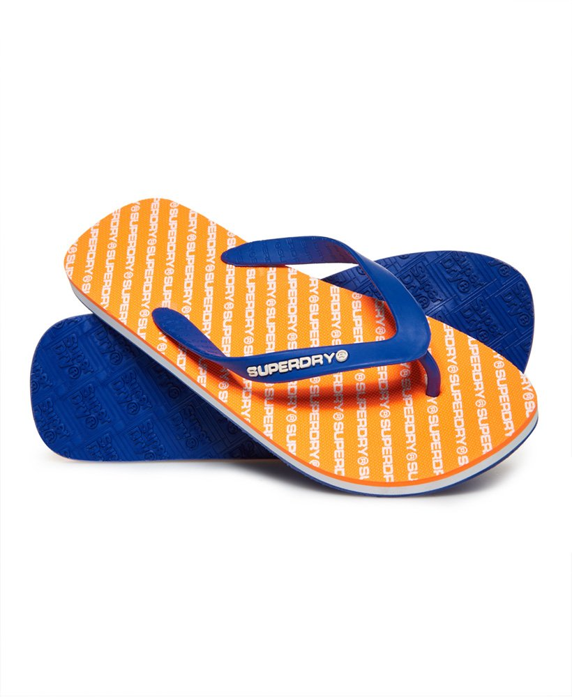 Superdry International Flip Flops  thumbnail 1