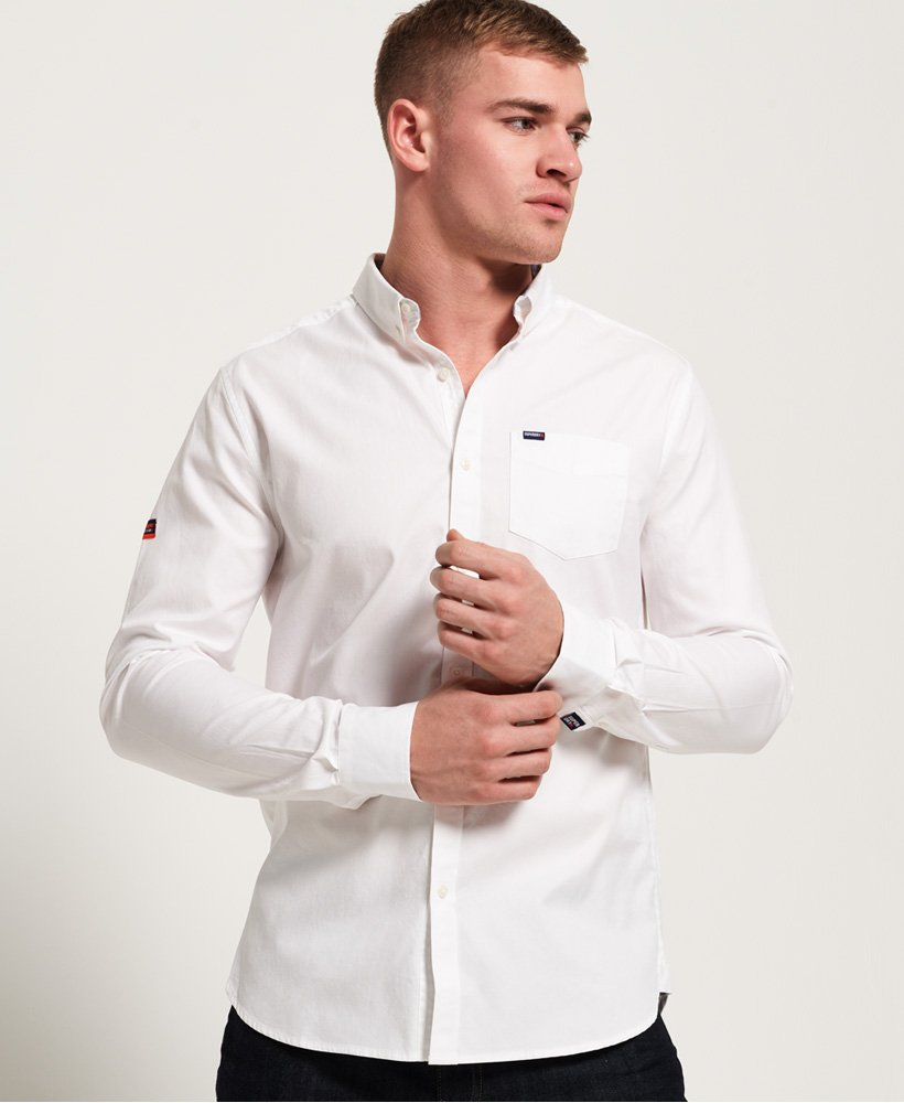 Superdry Premium University Oxford Shirt