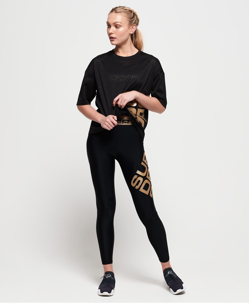 Superdry Bolt Sport Leggings thumbnail 1