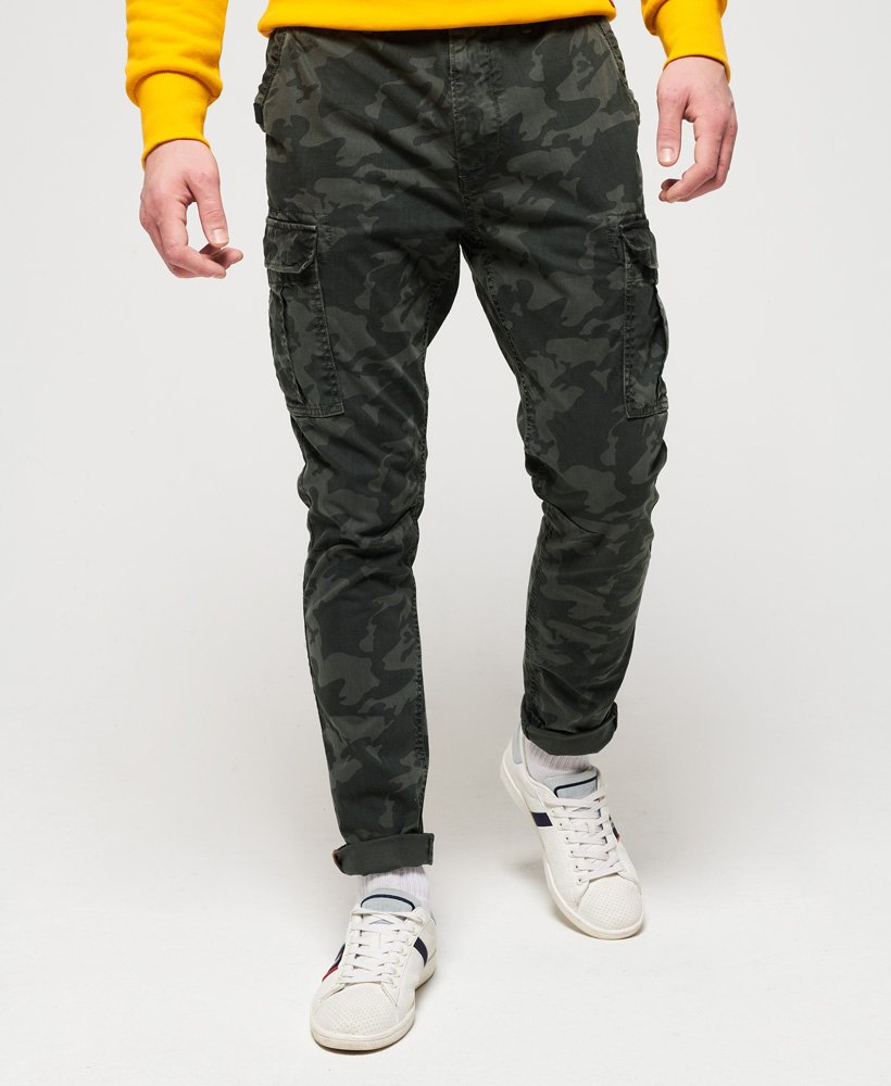 Superdry Pantalon cargo Surplus Goods thumbnail 1
