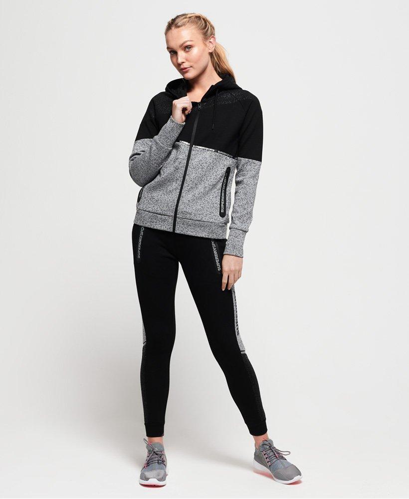 Superdry Pantalon de survêtement Core Gym Tech Splice