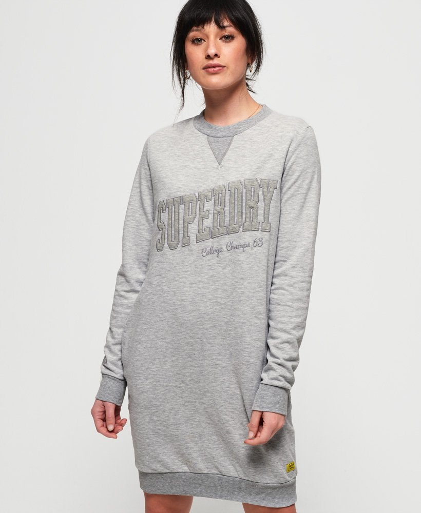 Superdry Robe sweat ton sur ton thumbnail 1