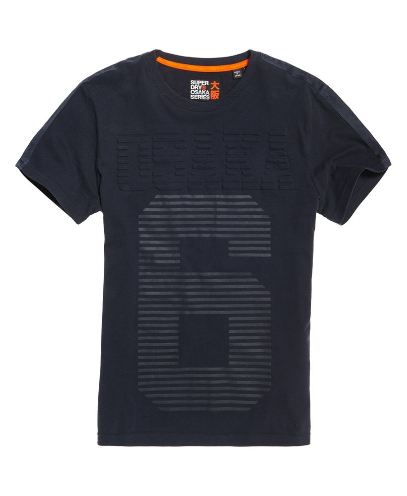 Superdry Osaka Tape Mid Weight T-Shirt