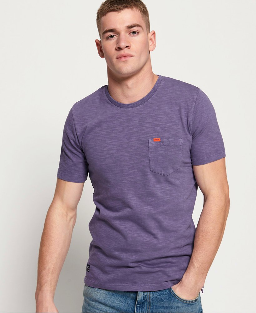 Superdry T-shirt manches courtes à poche Dry Originals thumbnail 1