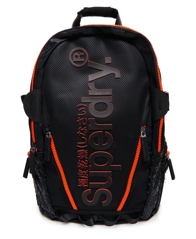Superdry Diamond All Over Print Tarp Backpack thumbnail 1