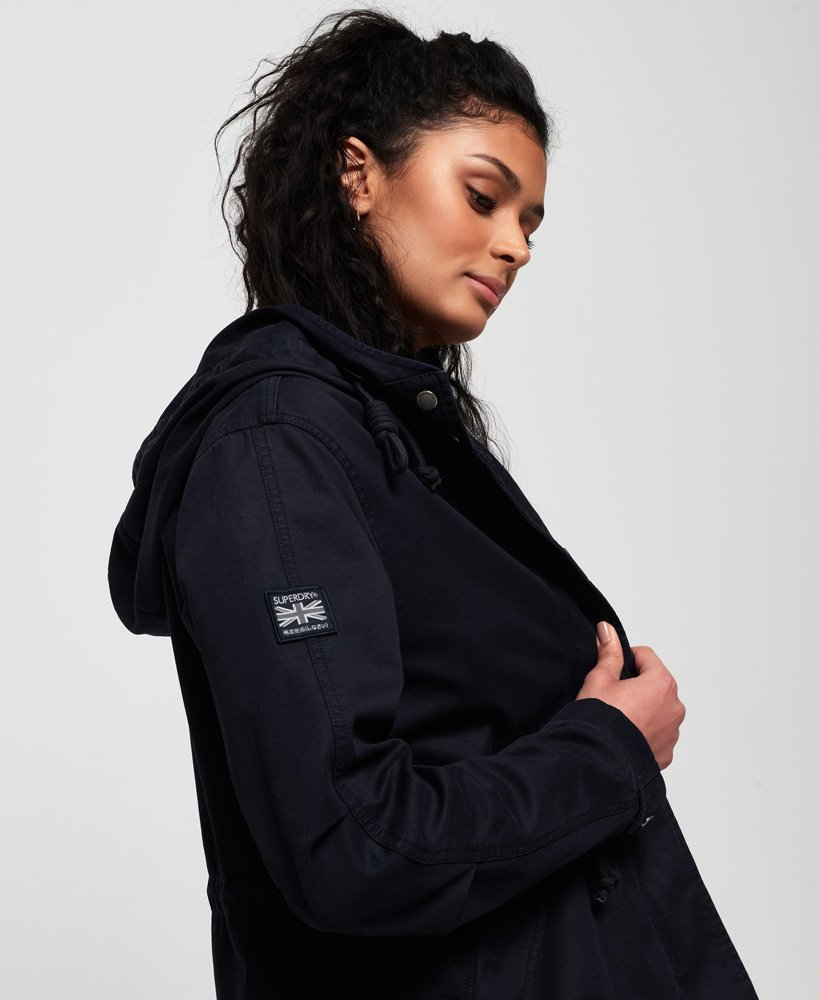 Superdry Parka Rookie Bonded thumbnail 1