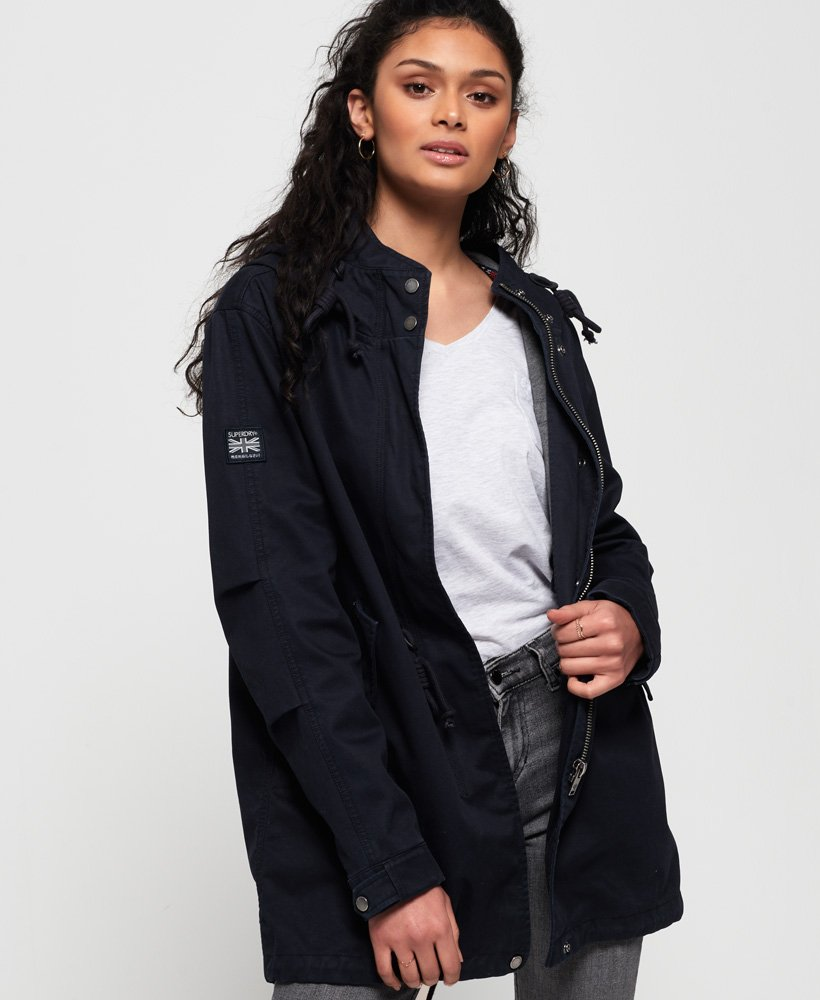 Superdry Parka accoppiato Rookie thumbnail 1