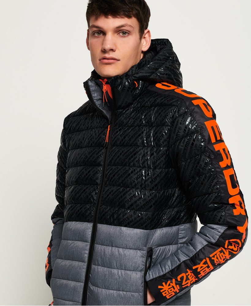Superdry New Colour Block Fuji Jacket thumbnail 1