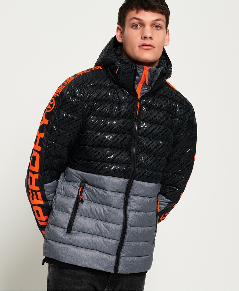 Superdry New Colour Block Fuji Jacket