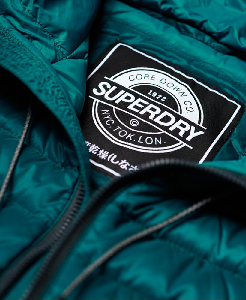 Jacket Hooded Jacketsamp; Women's Down Coats Core Superdry wXNO8k0nP