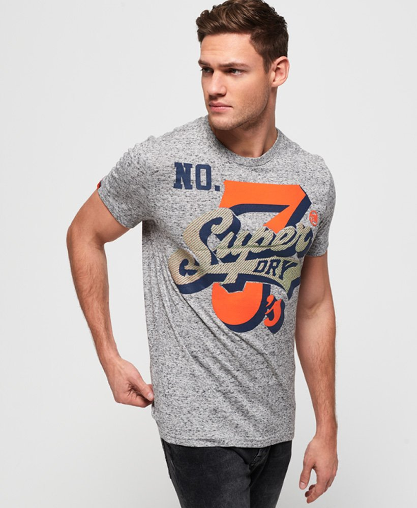 Superdry Super Seven Mid Weight T-Shirt thumbnail 1
