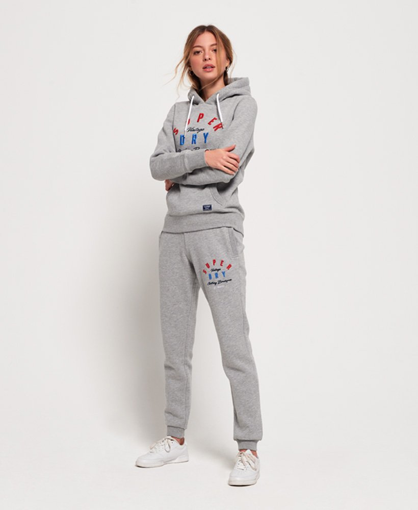 Superdry Applique Joggers thumbnail 1