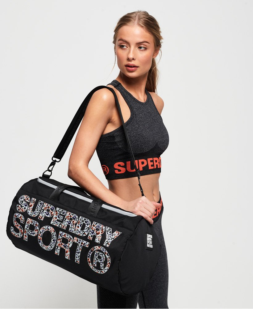 Superdry Sport Barrel Bag thumbnail 1