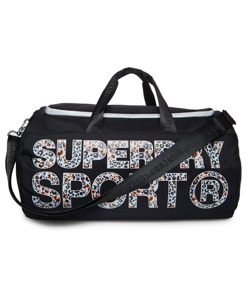 Superdry Sport Barrel Bag thumbnail 1