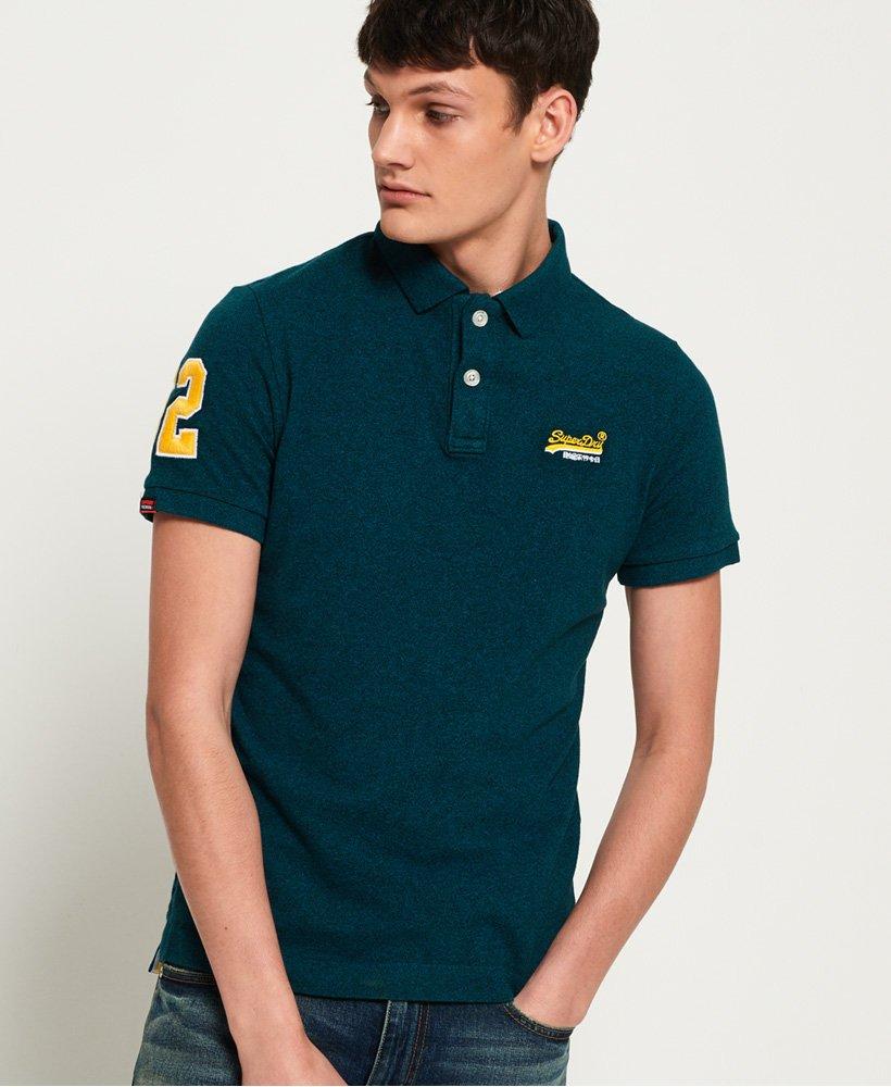 Superdry Classic Pique Polo Shirt