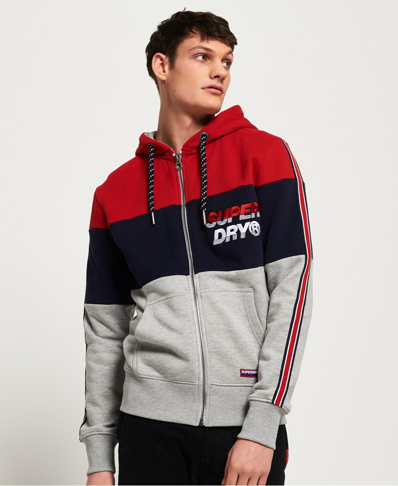 Superdry Applique Oversized Nu Lad hoodie  thumbnail 1