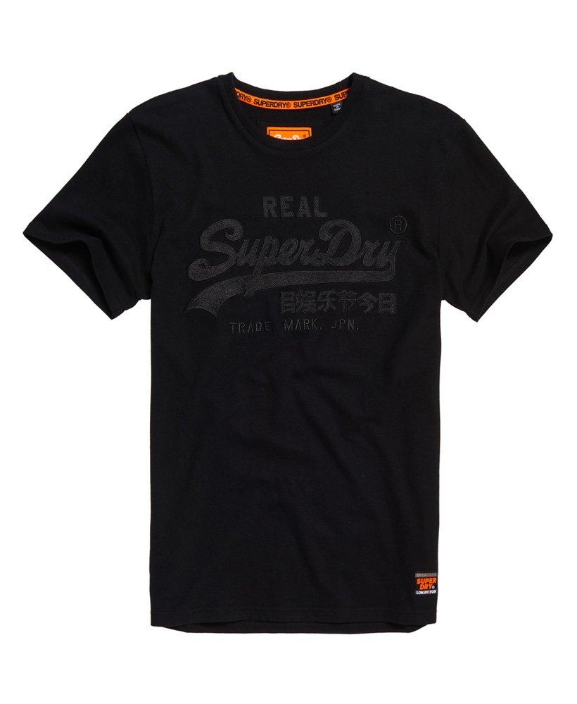 Superdry Vintage Logo Box Fit Appliqué T-shirt
