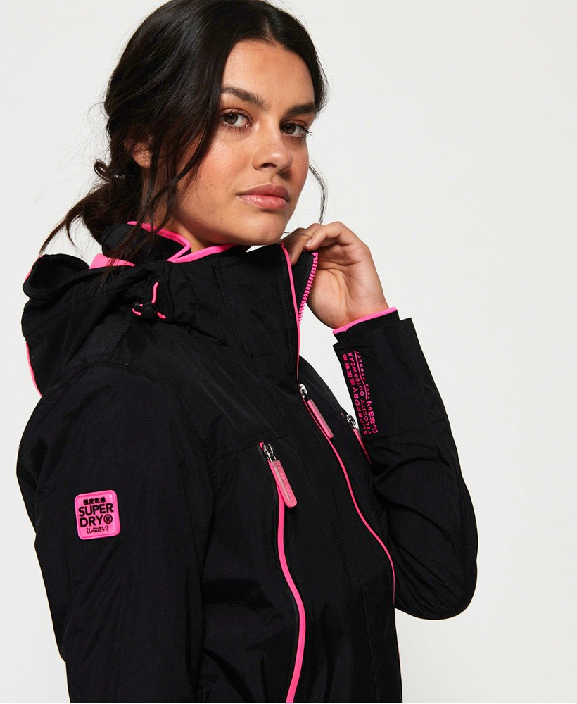 Superdry Pop Zip Velocity SD-Windcheater-jakke thumbnail 1