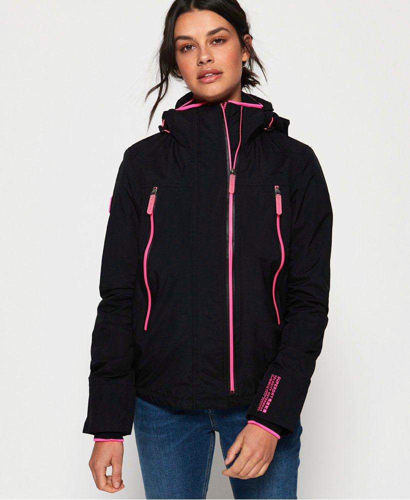 Superdry Pop Velocity SD-Windcheater vindjacka med dragkedja thumbnail 1