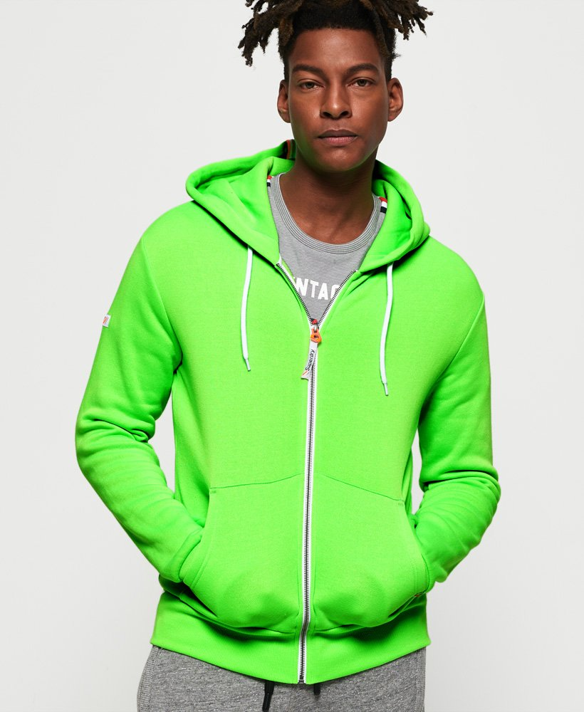 Superdry LA Athletics Zip Hoodie  thumbnail 1