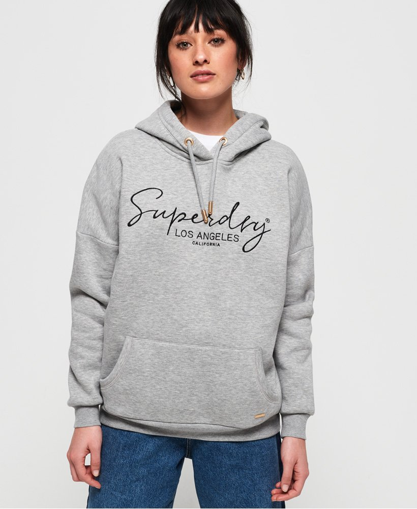 Superdry Sweat à capuche Alice Boyfriend