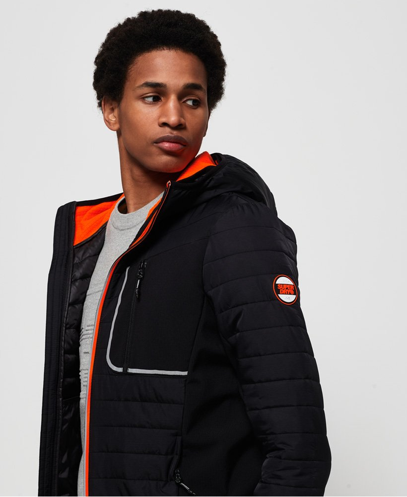 Superdry Convection Hybrid Jacket thumbnail 1
