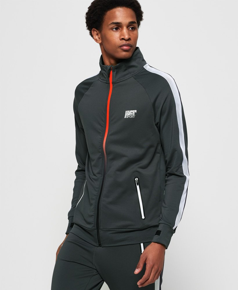 Superdry Active Training Track Top thumbnail 1