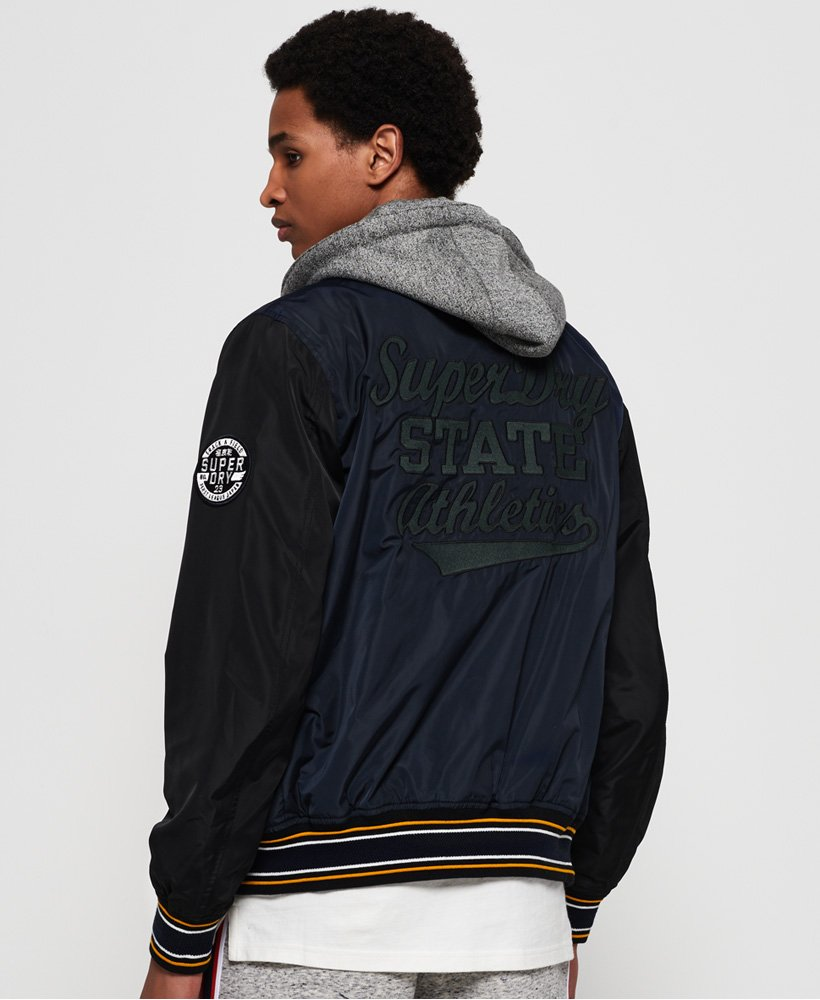 Superdry Upstate Bomber Jacket thumbnail 1