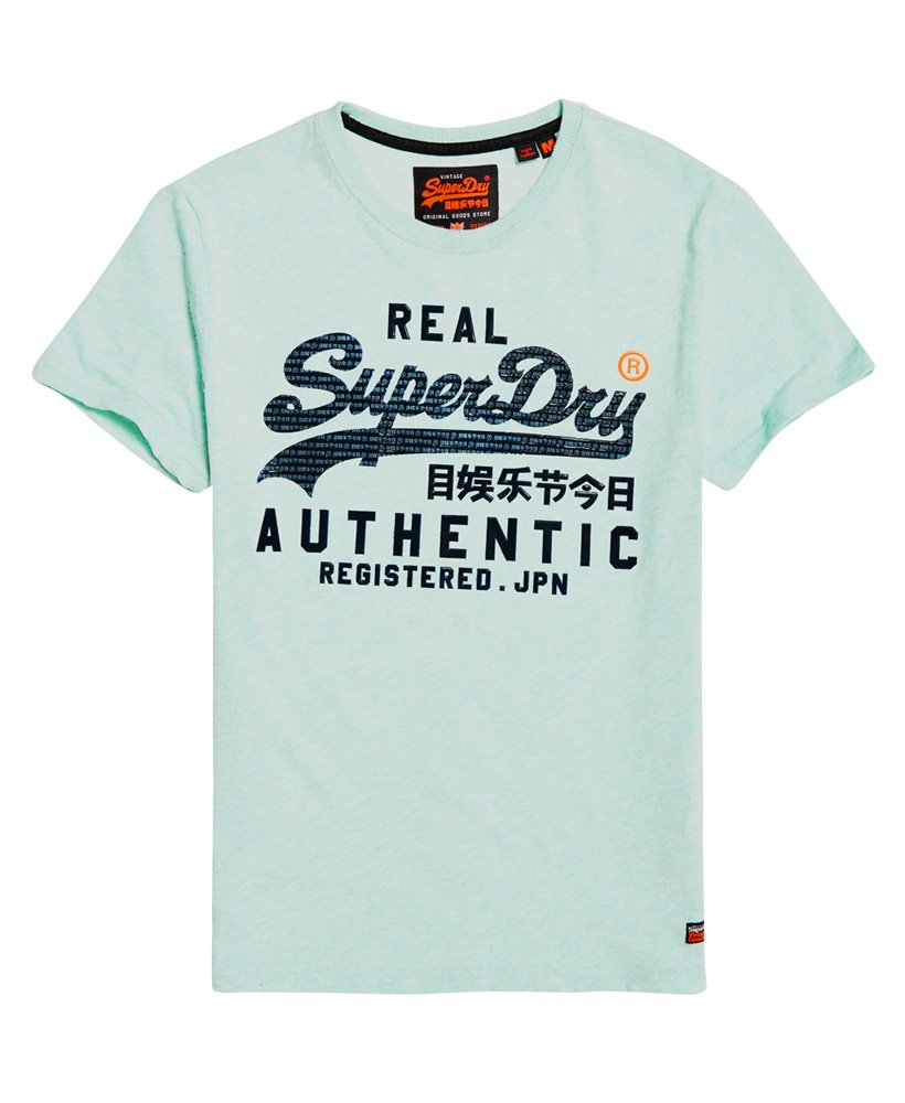 Superdry T-shirt pastel Vintage Authentic