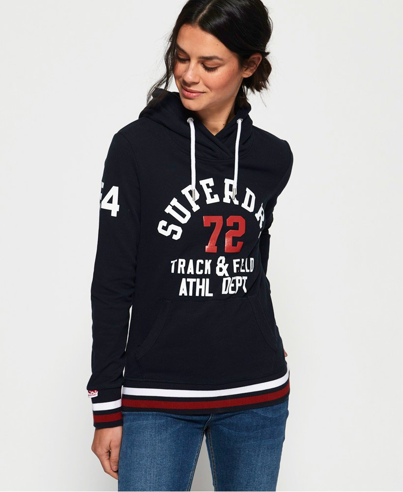 Superdry Track & Field Lightweight Hoodie thumbnail 1
