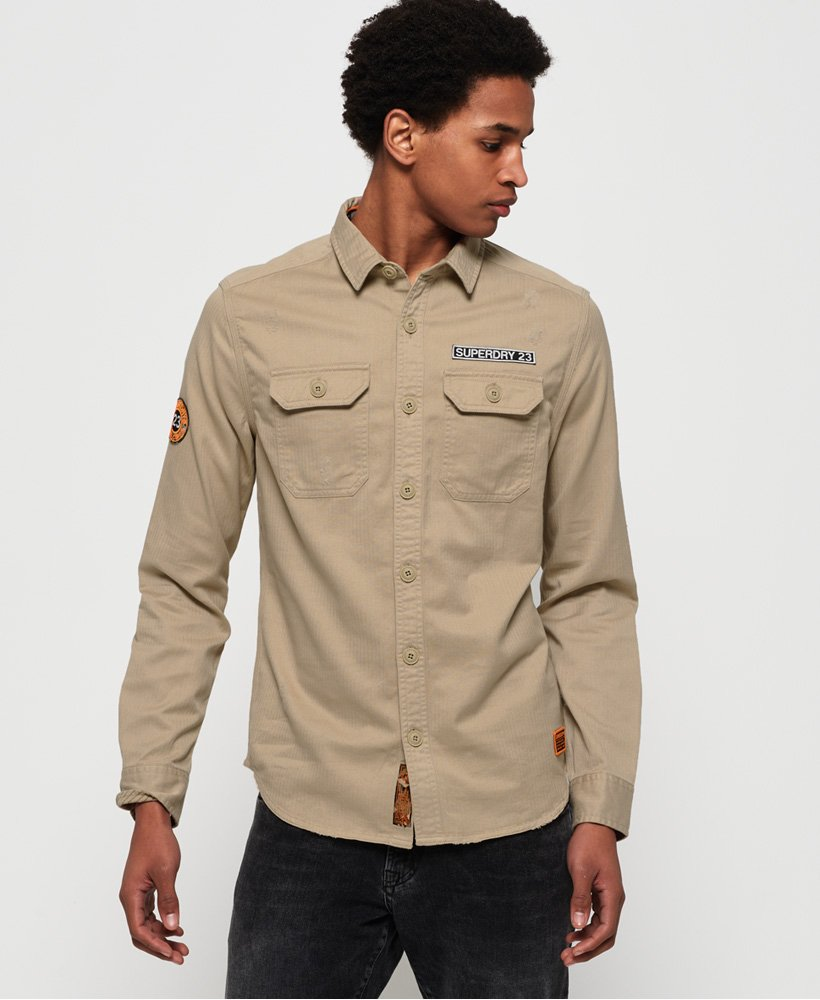 Superdry Rookie Repair Shirt thumbnail 1