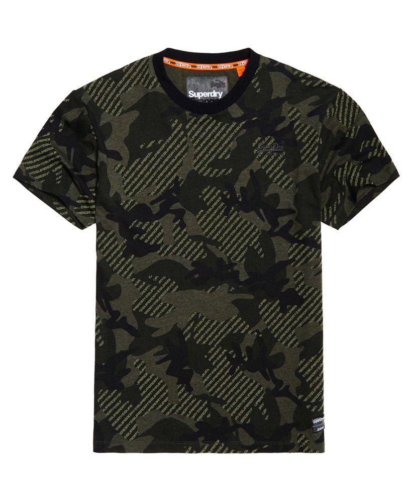 Superdry T-shirt con stampa Urban Orange Label